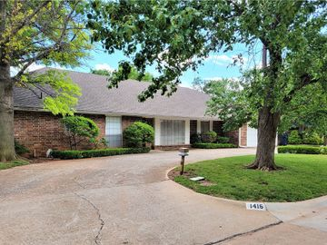 1416 Glenbrook Drive, Oklahoma City, OK, 73118,