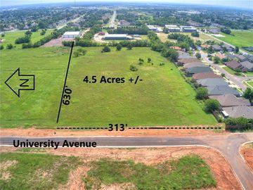 None N University Avenue, Oklahoma City, OK, 73114,