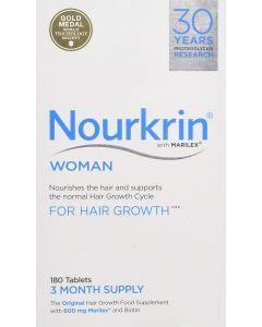 Nourkrin Woman 180 Tablets