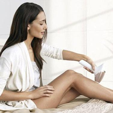 Shaving spells trouble! Try the new Philips Lumea