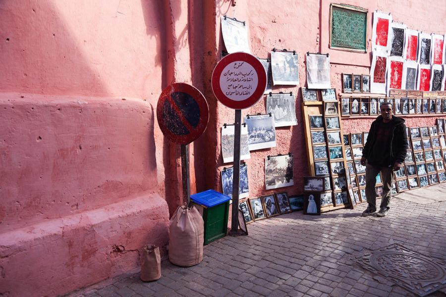 Médina of Marrakech #3