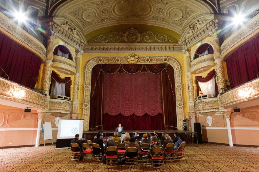 Arts Development UK Conference - Photography Residency by Yannick Dixon