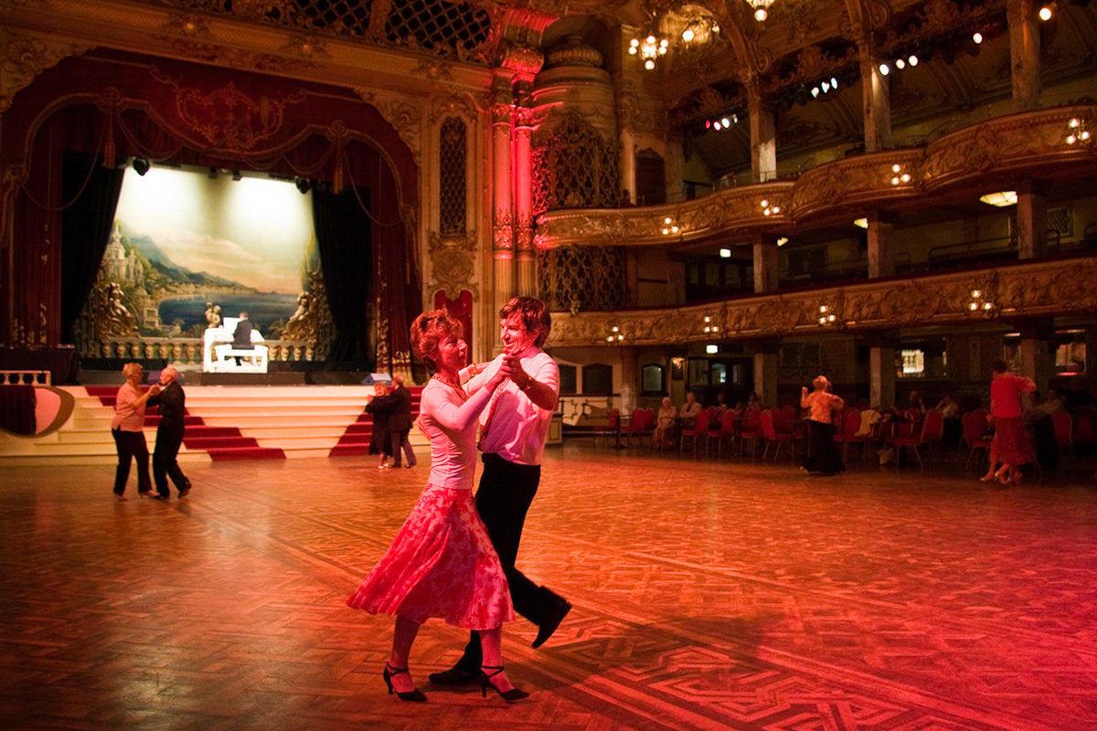 Ballroom Dancing By Yannick Dixon