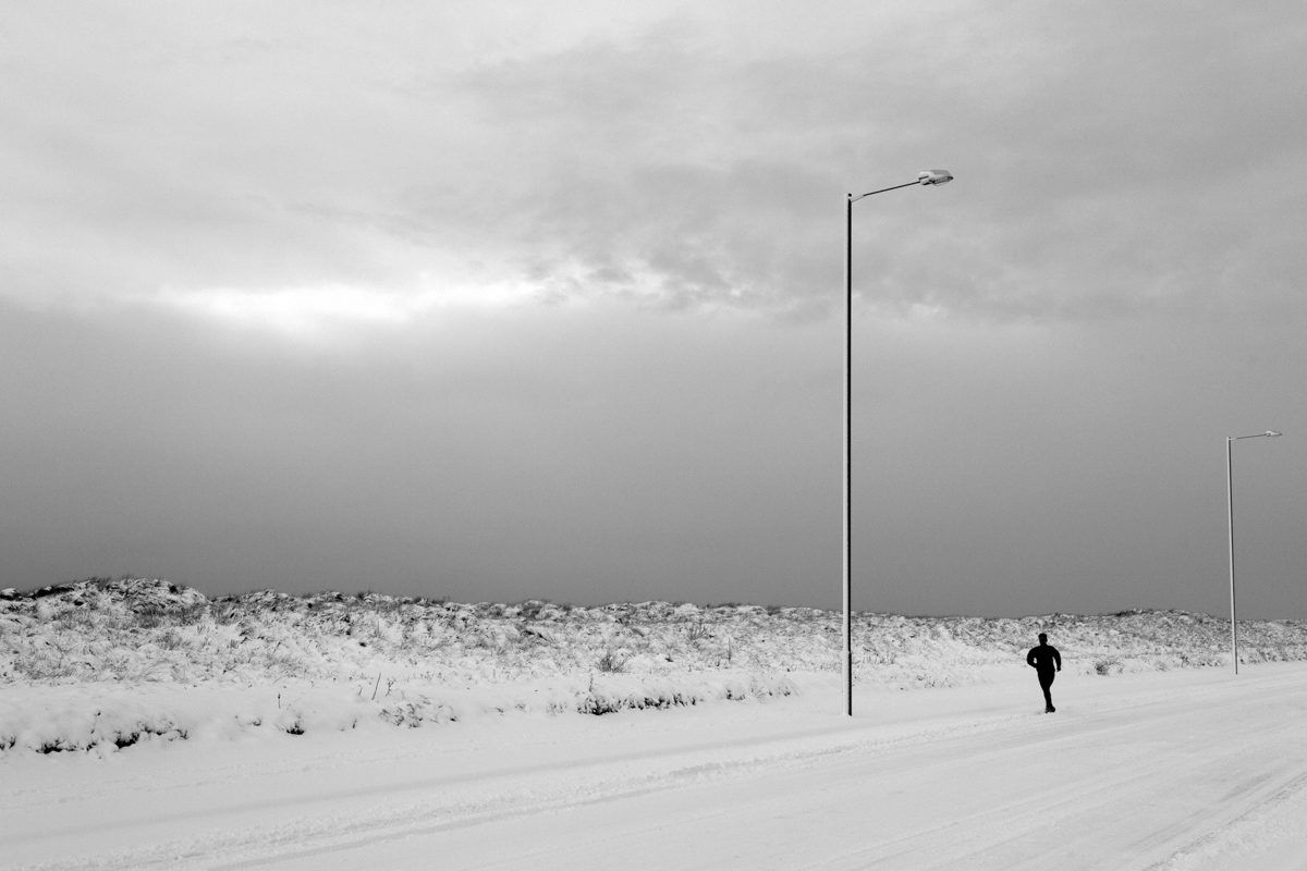The Big Freeze #1 By Yannick Dixon Photographic Works