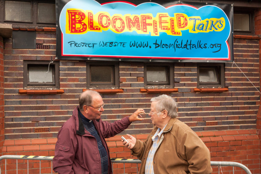 Bloomfield Talks Photography By Yannick Dixon