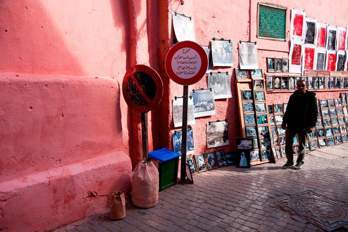 Médina of Marrakech