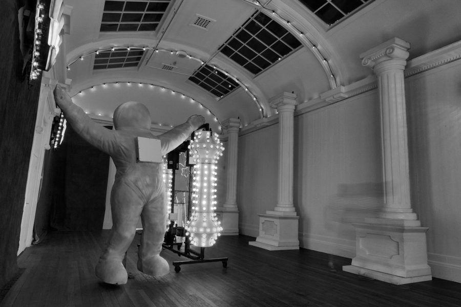 ON: A Re-Imagining of Blackpool Illuminations