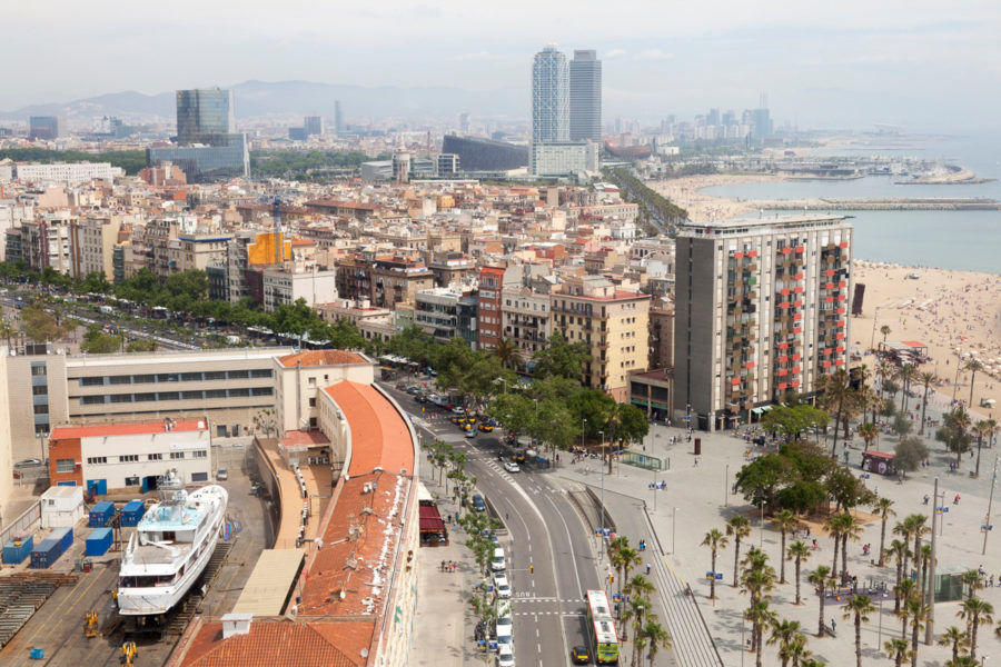 Barcelona City Break - Photography Review of 2014 By Yannick Dixon