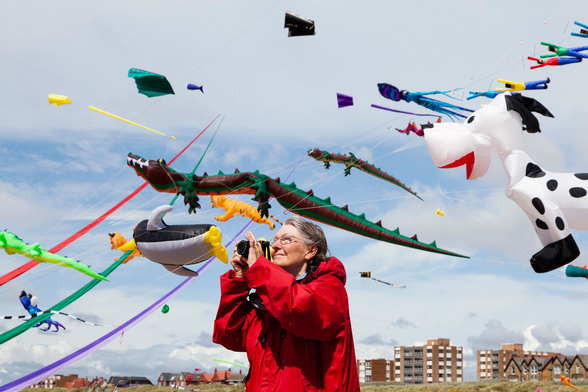 St Annes Kite Festival - Photography Review of 2014 By Yannick Dixon