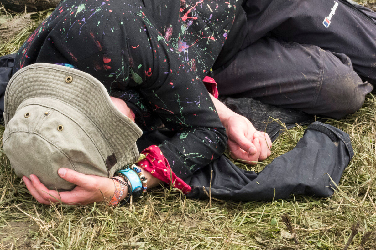 Glastonbury Festival - Photography Review of 2014 By Yannick Dixon