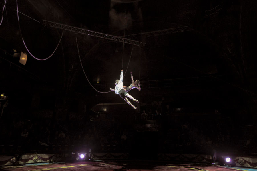 Circolombia At Blackpool Tower Circus - Showzam! Photography By Yannick Dixon