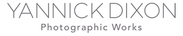 Yannick Dixon Photography Logo Dark Version