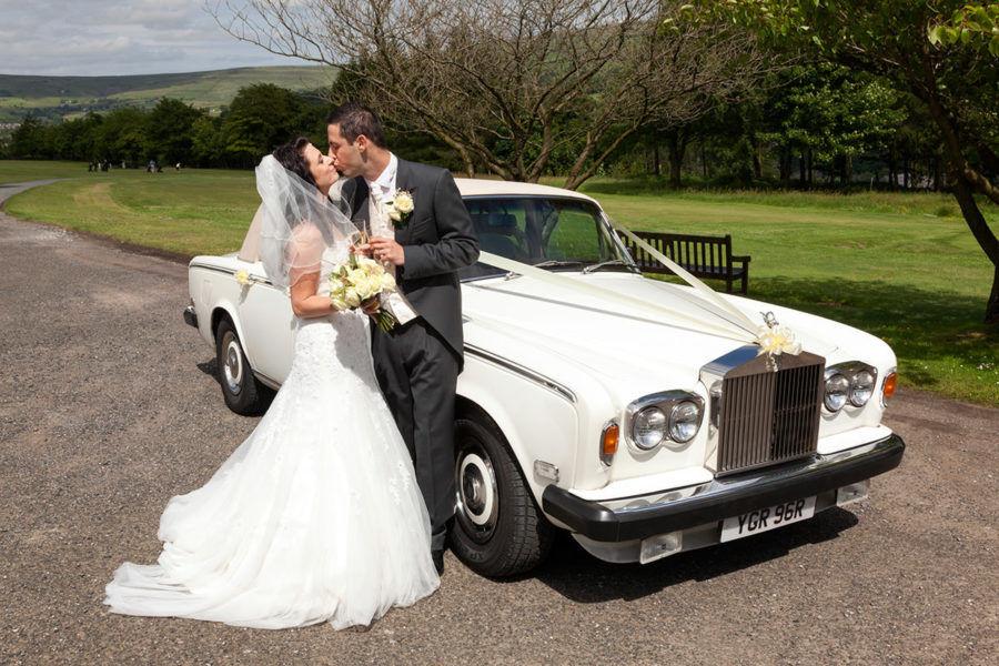 Daniel & Clair's Saddleworth Wedding Photography By Yannick Dixon