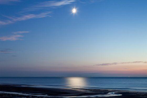 Shimmering Moonlight Photography Print