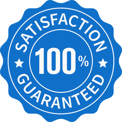 Blackpool Photography Workshops 100% Satisfaction Guarantee Logo