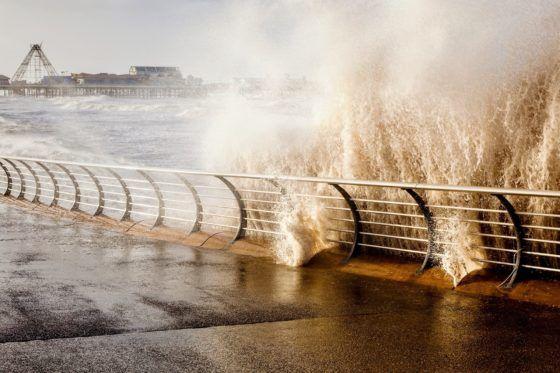Blackpool Rising Tide Photography Print