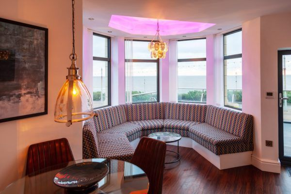 The Berkeley Apartments - Blackpool Hotel Photography By Yannick Dixon