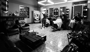 Barber Q, Івано-Франківськ, вул. Низова  3