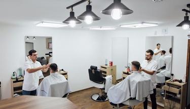 Chill Barbershop, Львів, площа Данила Галицького 3