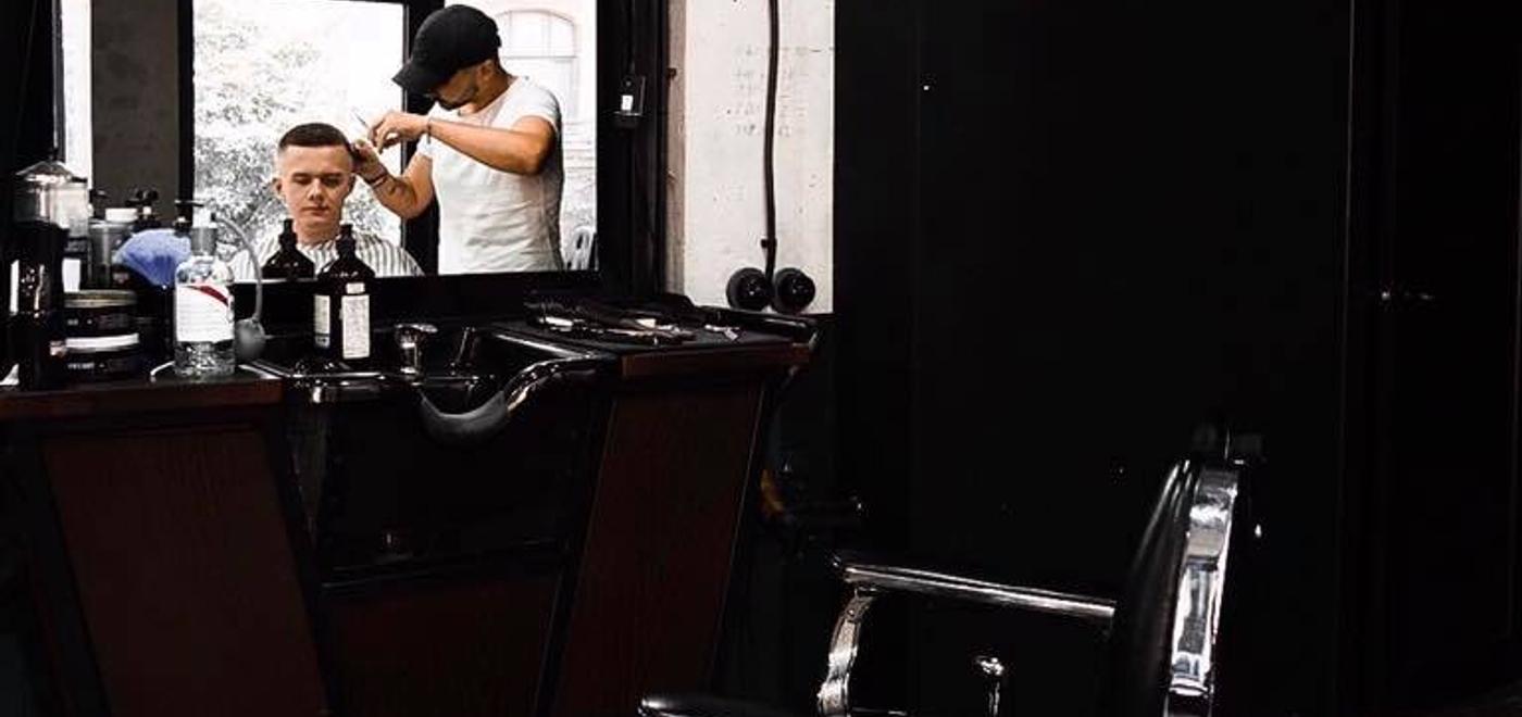 GC Barbershop | Бельведерська, Івано-Франківськ, вул. Бельведерська  10А, 1