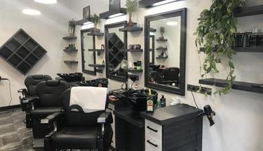 Valhalla barbershop, Львів, вул. Січових Стрільців 7