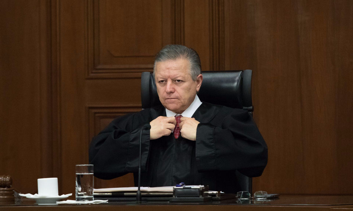 Arturo Zaldívar, SCJN, Corte