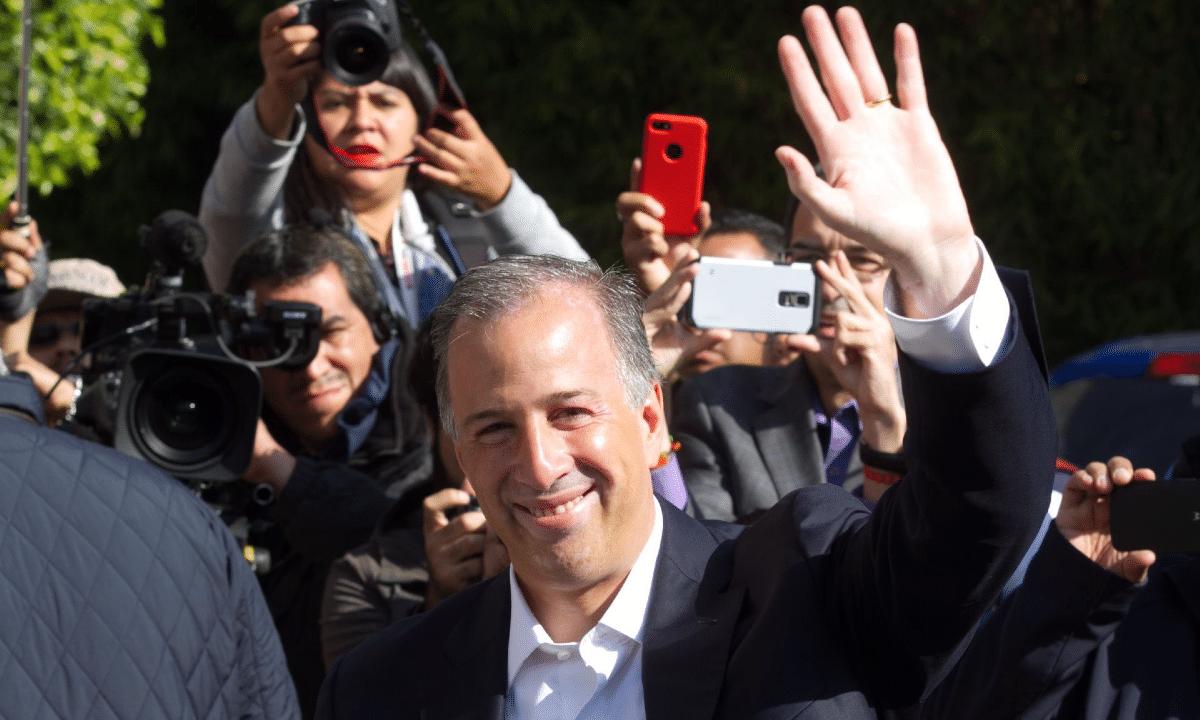 José Antonio Meade, PRI, secretario de Hacienda, secretario de Energía