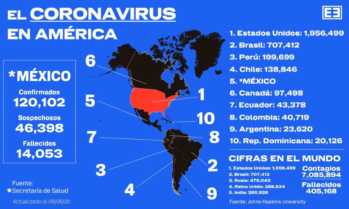 mapa covid