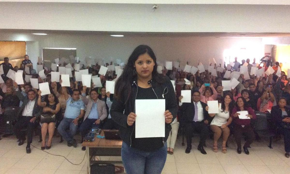 trata de personas y refugios en México