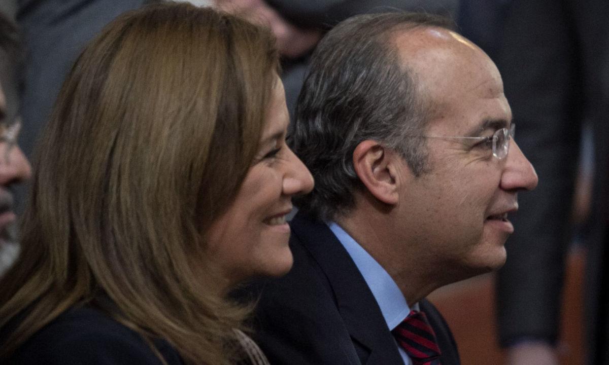 Felipe Calderón asesora campañas del PAN.