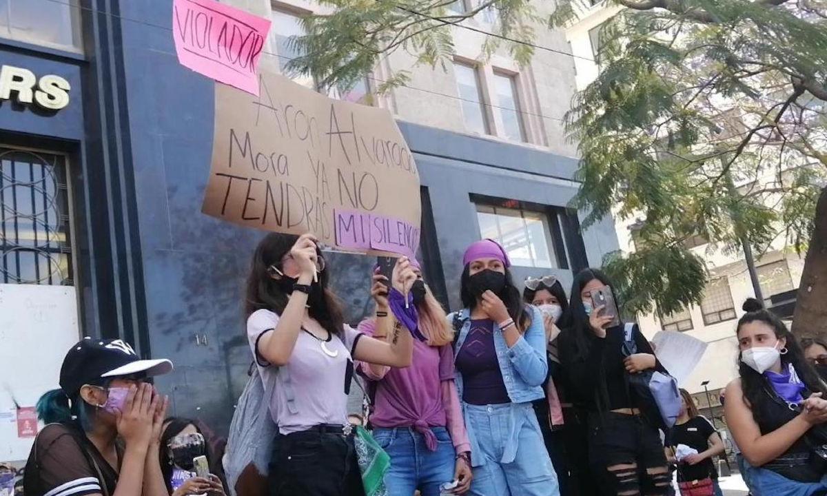 marcha 8M y protestas feministas