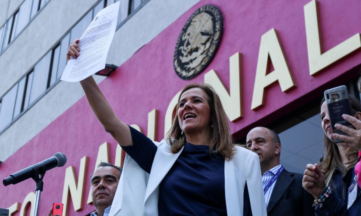 Margarita Zavala, feminista de ocasión.