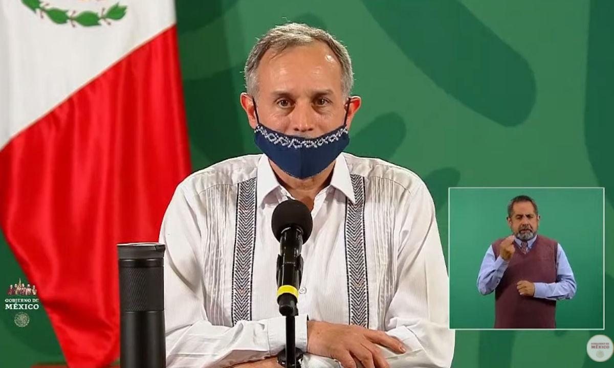 Se rebasan los 200 mil muertos por Covid en México.
