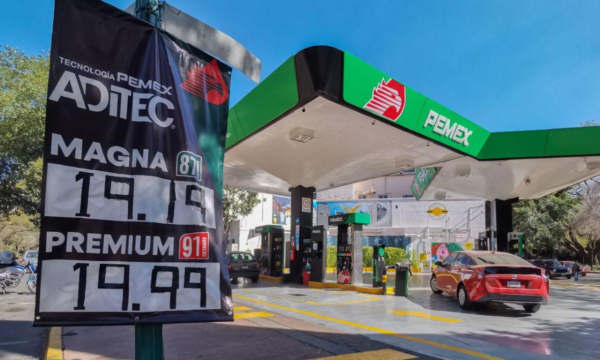 gasolineras de pemex pierden competencia