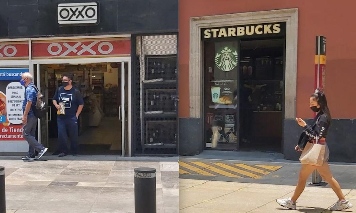 OXXO frena su crecimiento.