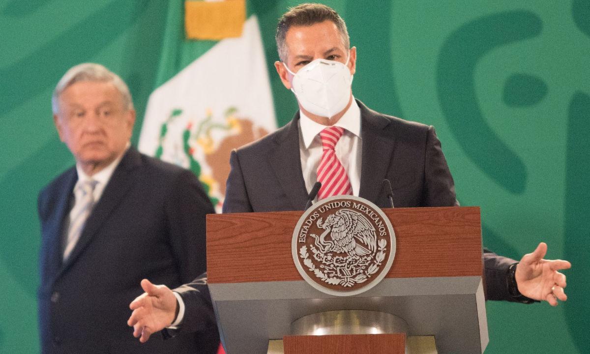 Alejandro Murat recibe denuncia de corrupción.