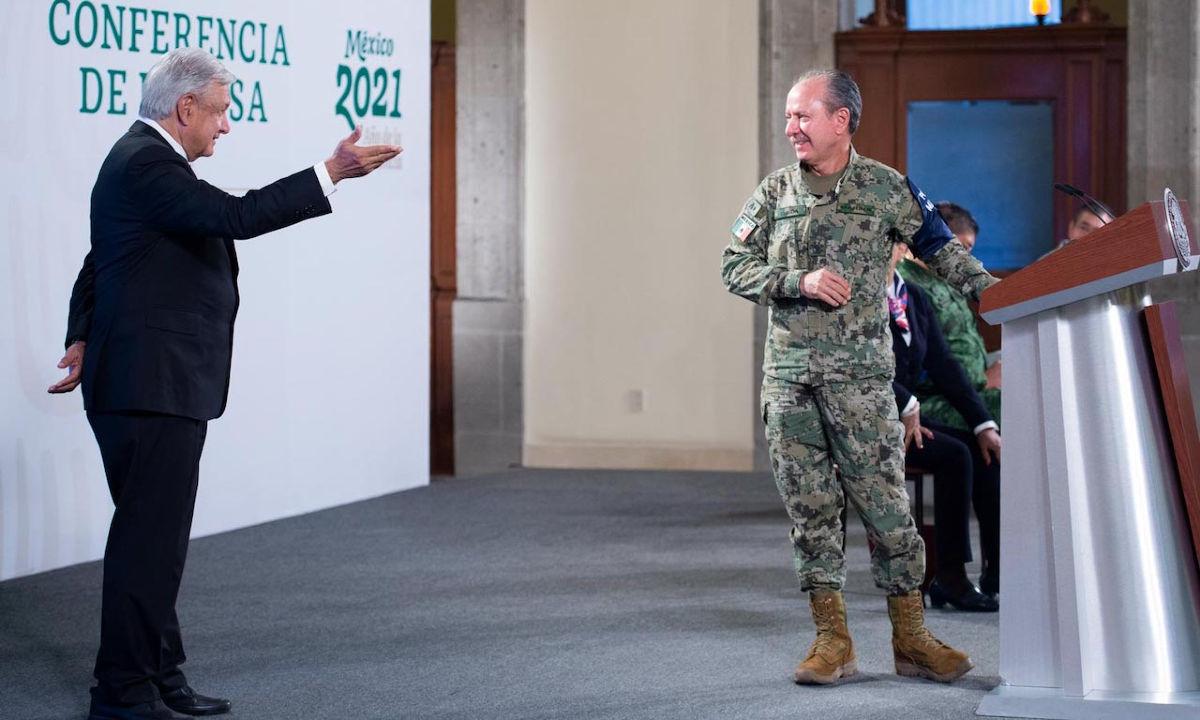 Rafael Ojeda critica al Poder Judicial.