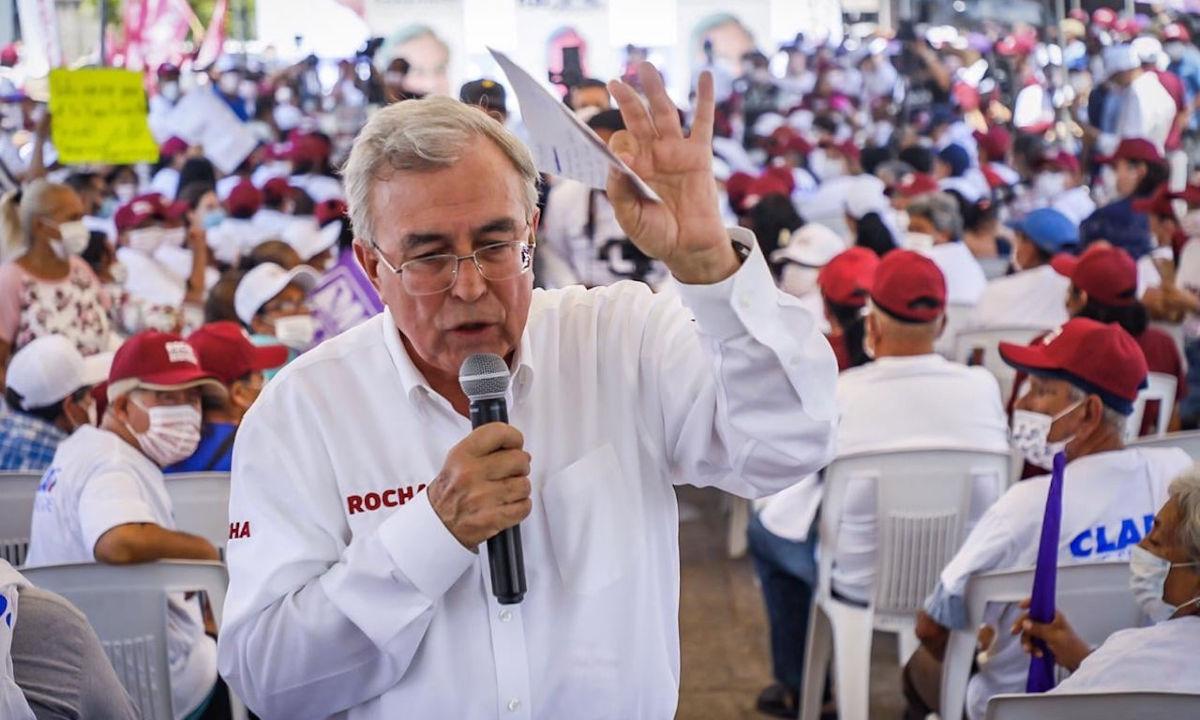 Rocha Moya en Sinaloa