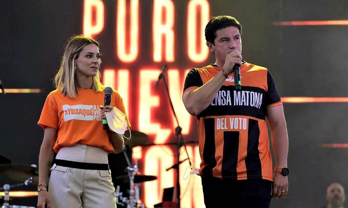 Samuel García conquista Nuevo León.