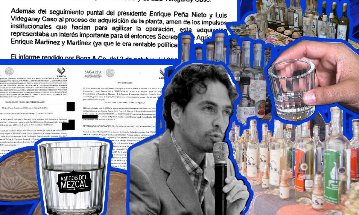 Juan Lozoya el Rey del Mezcal
