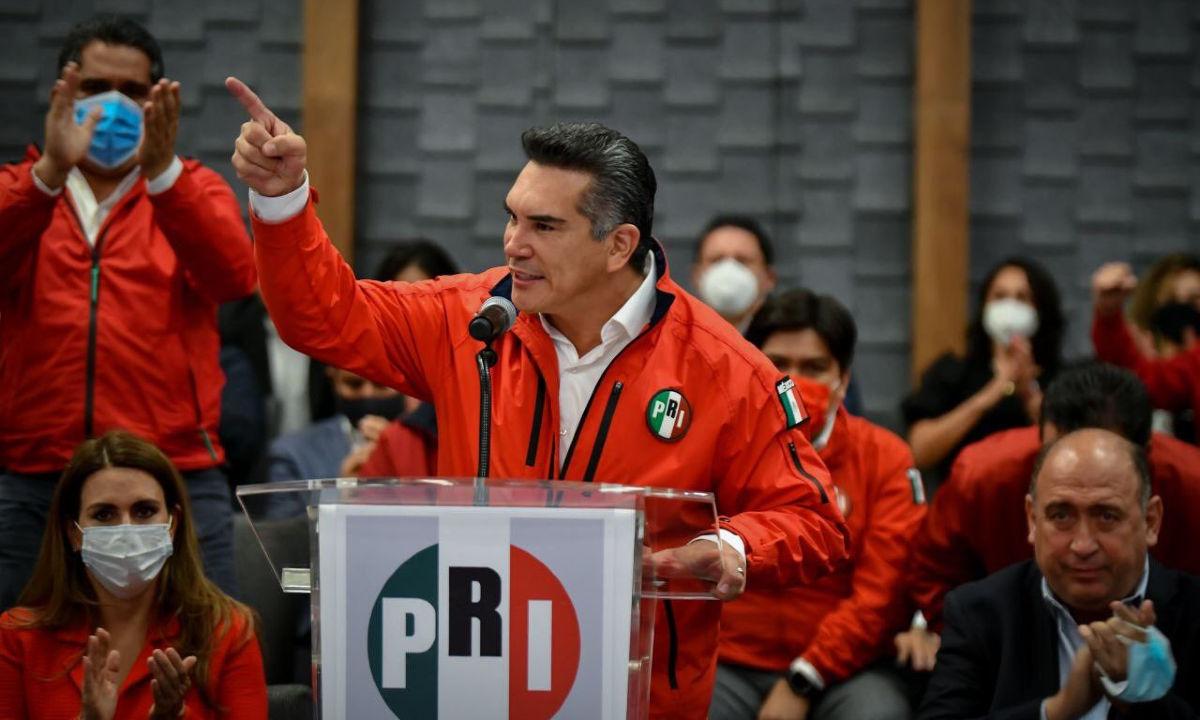 compras de lujo en el PRI nacional por parte de Alito Moreno