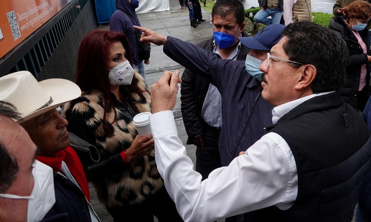 Ulises Ruiz, sus batallas dentro del PRI