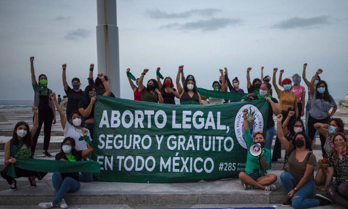 Aborto legal en Veracruz