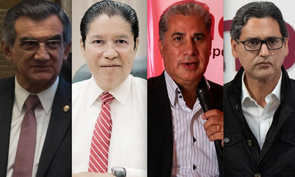 Morenistas aspiran a la gubernatura de Chiapas.