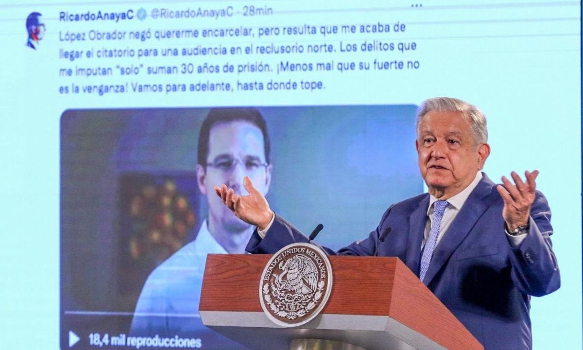 AMLO vs Ricardo Anaya