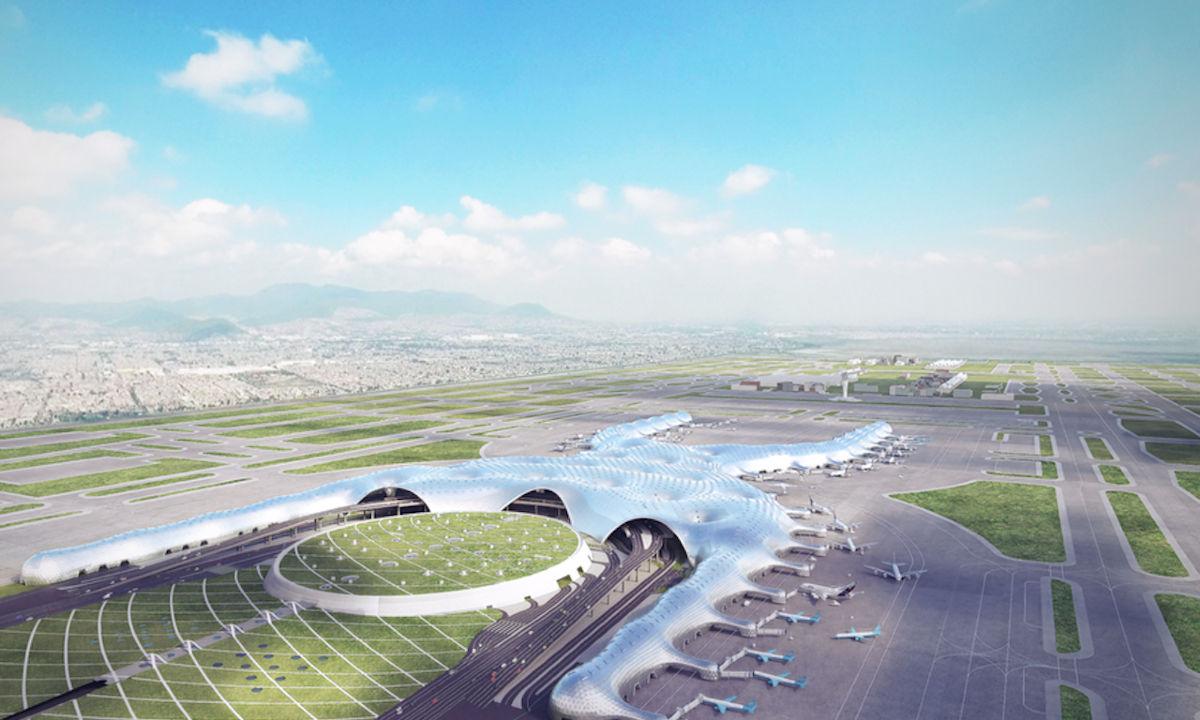 Aeropuerto de Texcoco.