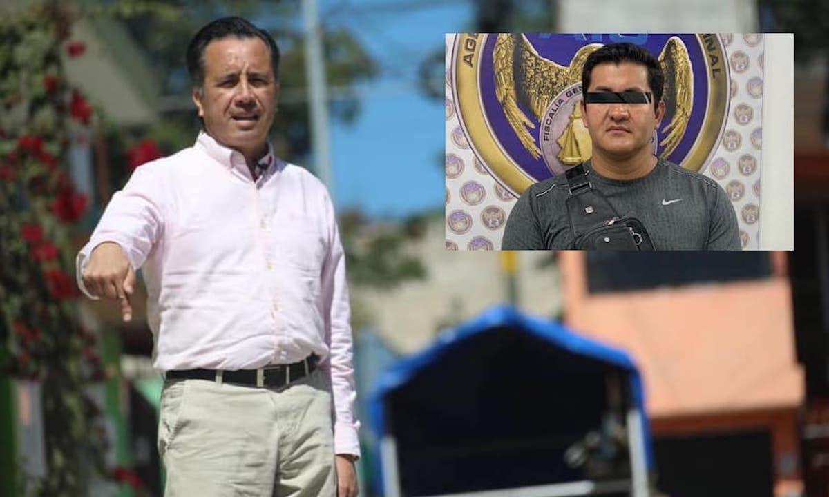 El falso culpable de Cuitláhuac García.