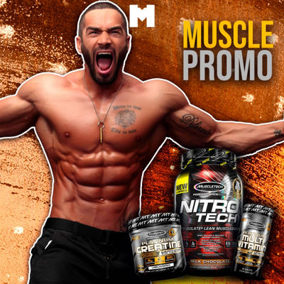 Muscle promo - 1 pack