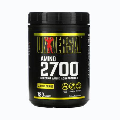 Amino 2700 - 120 capsulas