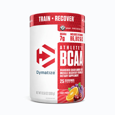 Athlete's bcaa - 25 serv